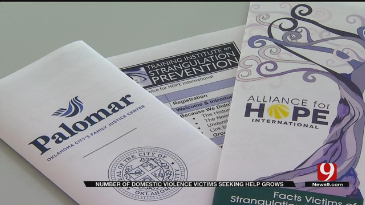 Palomar Reports More Domestic Violence Victims Seeking Help In 2018