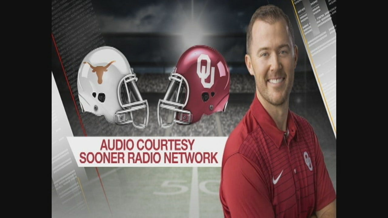 Riley: Big 12 Conference Tells Sooners, 'No Horns Down'