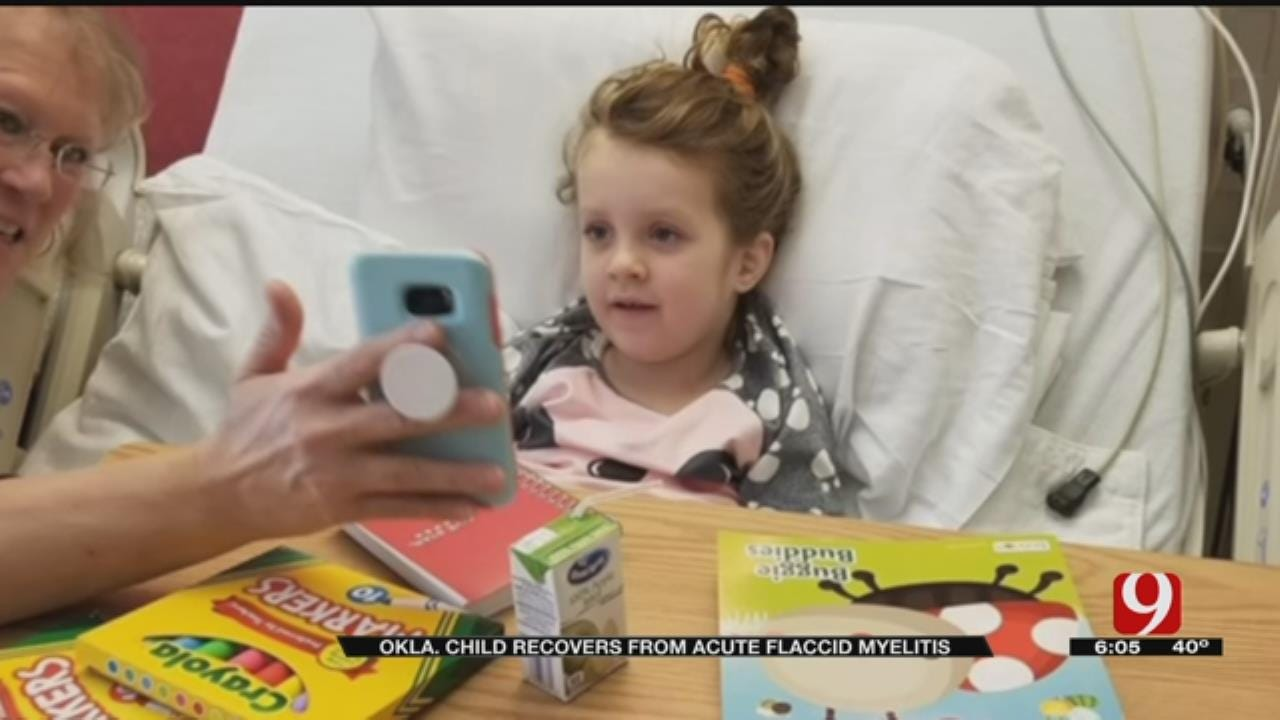 Oklahoma's Third Patient With Polio-Like Illness AFM Released From Hospital