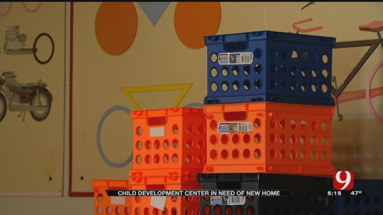 Child Development Center In Need Of New Home