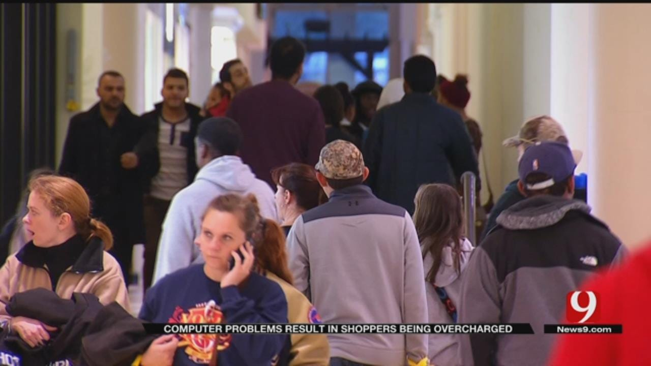 Some Black Friday Shoppers In OKC May Have Been Overcharged