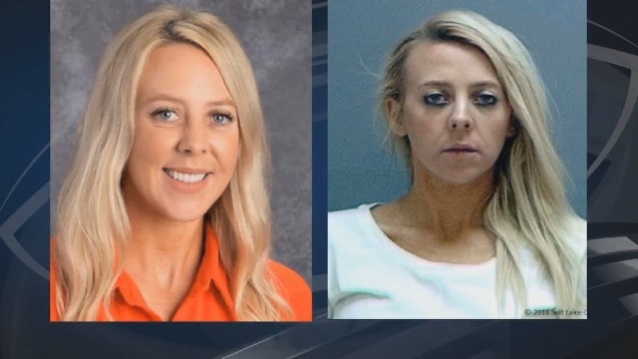 Utah Teacher Kills Her Ex-Husband's Girlfriend In Front Of Her Kids