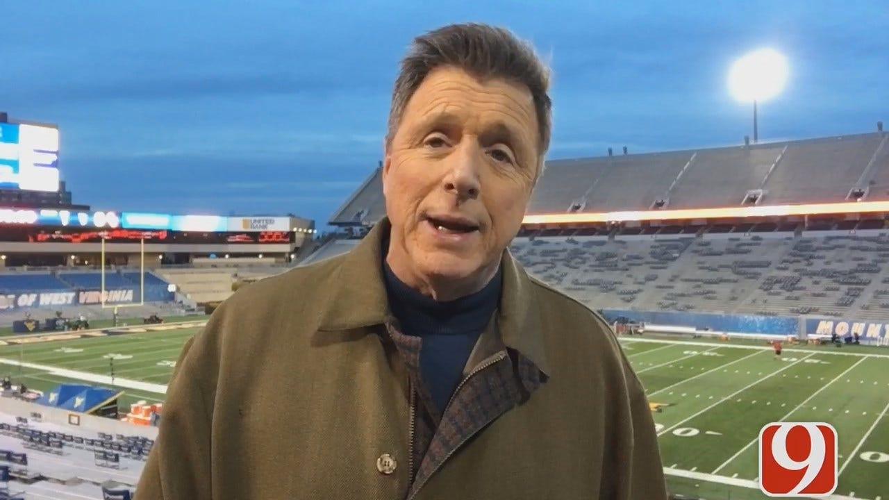News 9's Dean Blevins Previews The OU-WVU Game