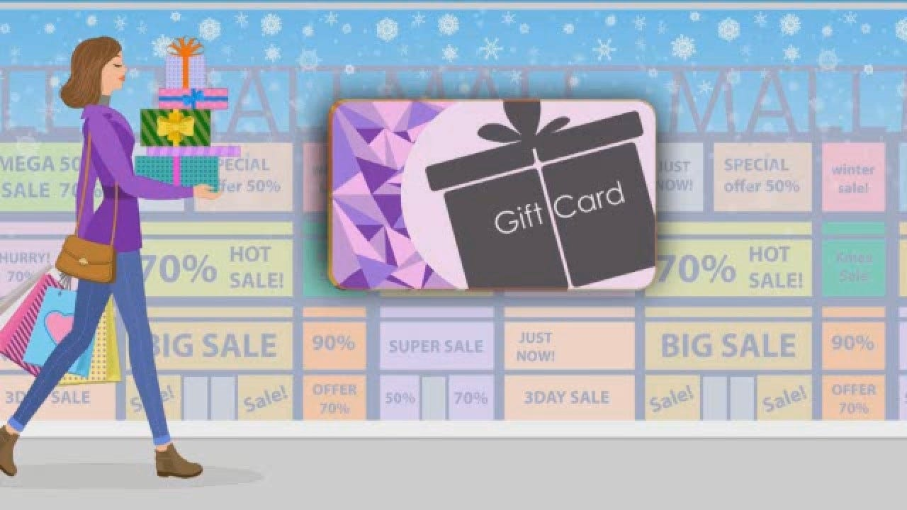 Beware Of Gift Card Scams This Holiday Season
