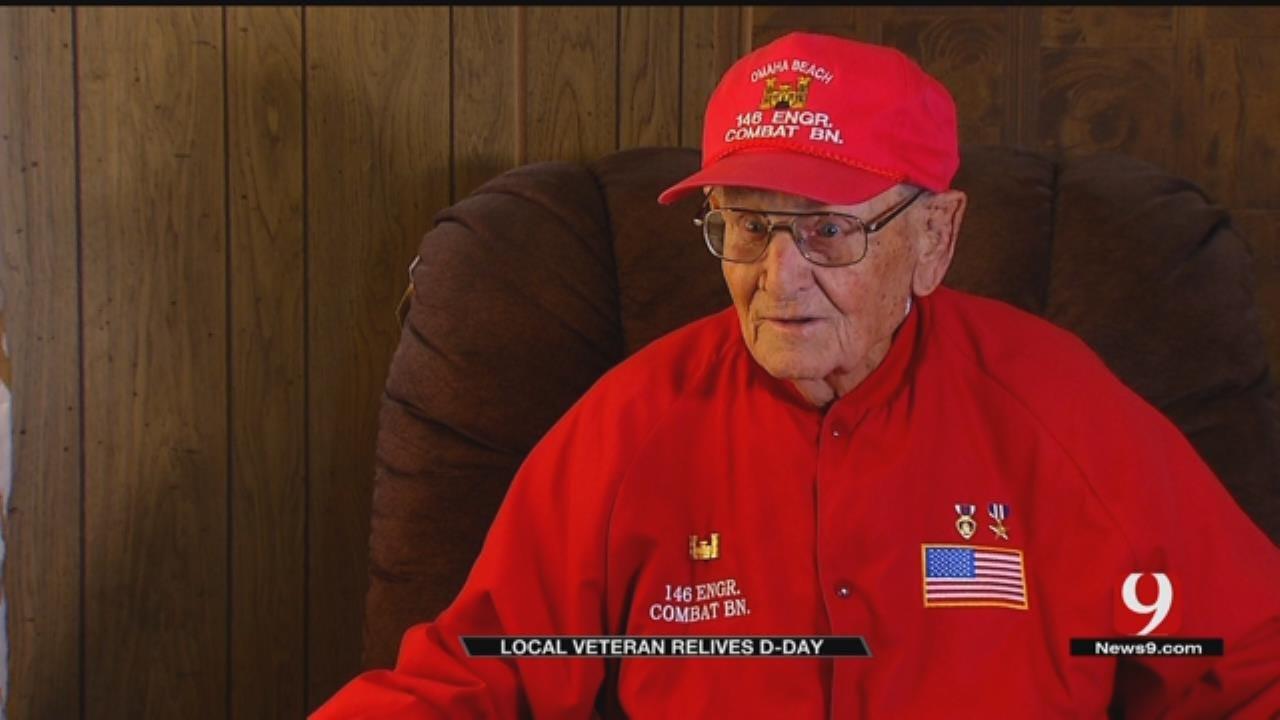 Red Dirt Diaries: Honoring A War Hero In McLoud