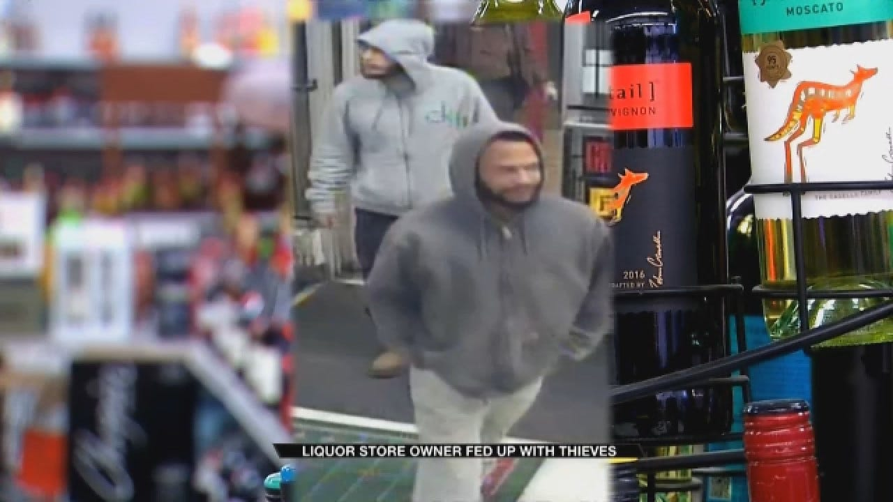 OKC Liquor Store Owner Fed Up After Thieves Rob Him At Gunpoint