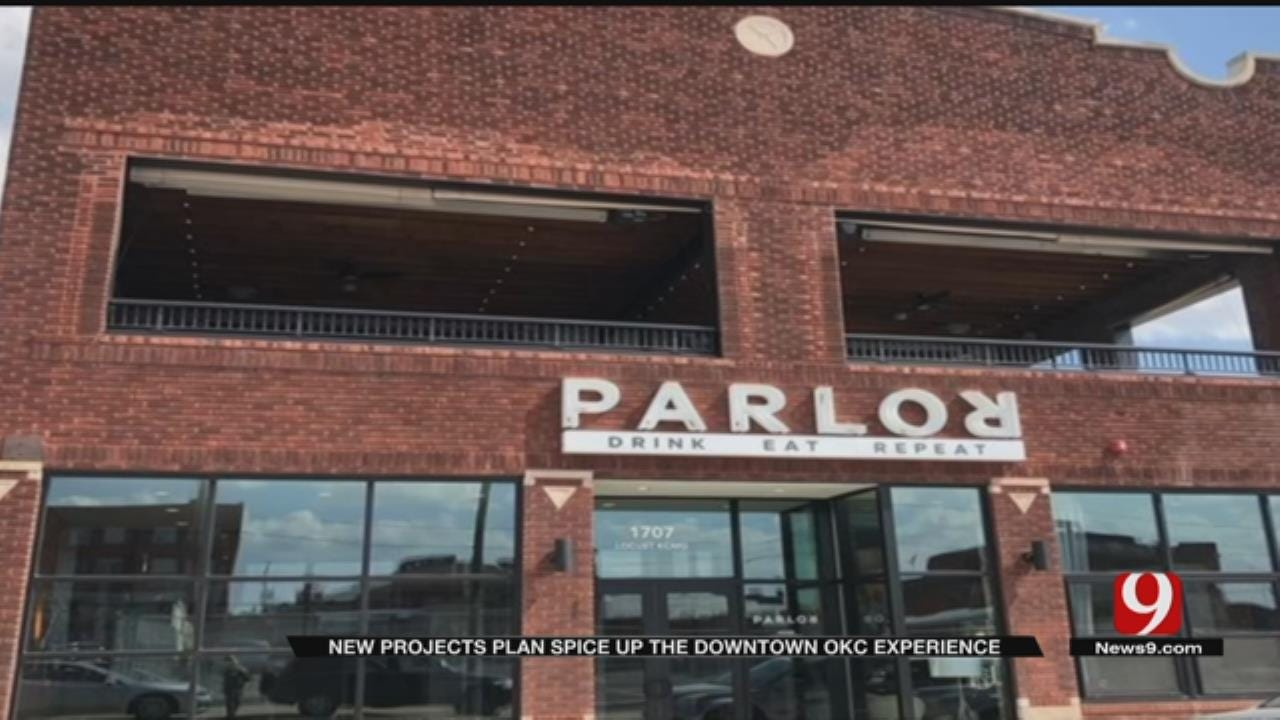 New Project Bringing Food Hall To Downtown OKC