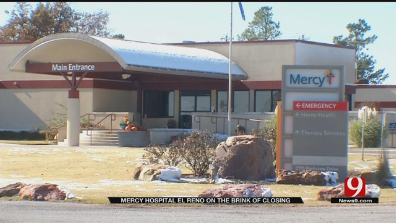 Mercy Health Closing Hospital In El Reno