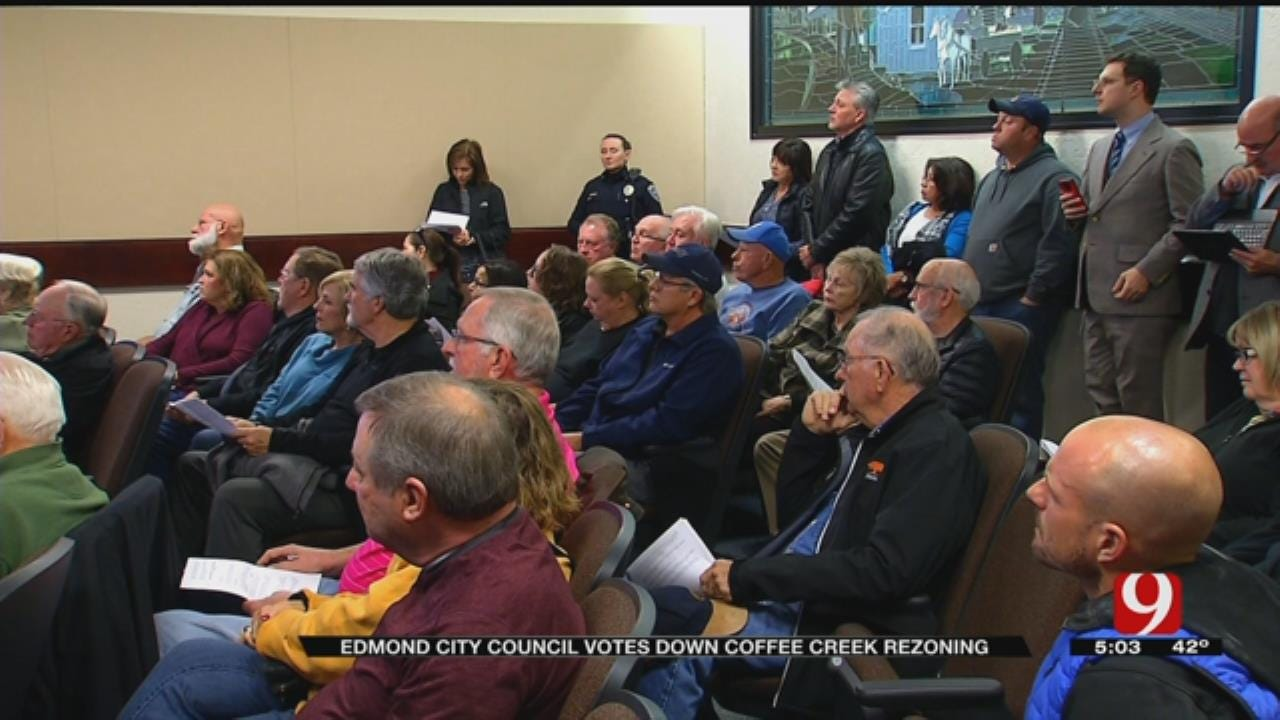 Coffee Creek Developers Working On New Plans After City Council Denies Proposal