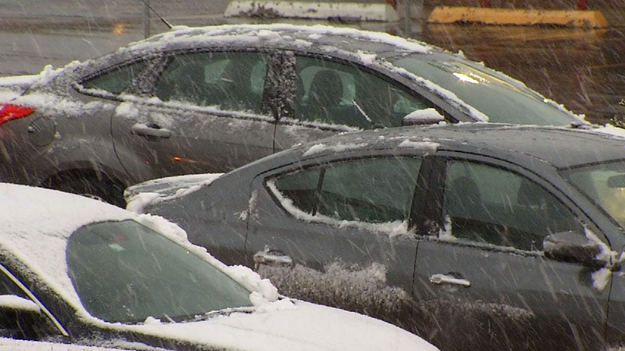 ODOT Prepares For Winter Weather Challenges