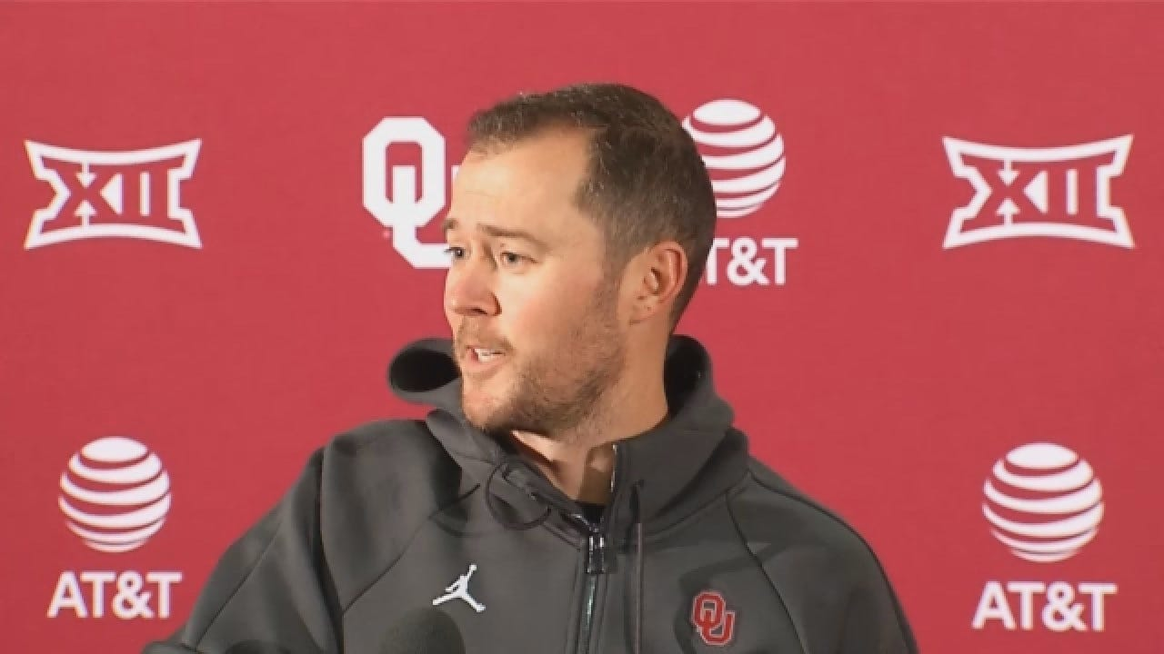 Lincoln Riley After Bedlam: 'We've Got To Play Better'