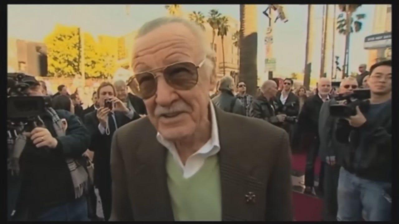 Legendary Marvel Comics Creator Stan Lee Over The Years