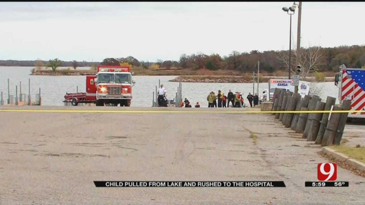 6-Year-Old Boy Pulled From Stanley Draper Lake