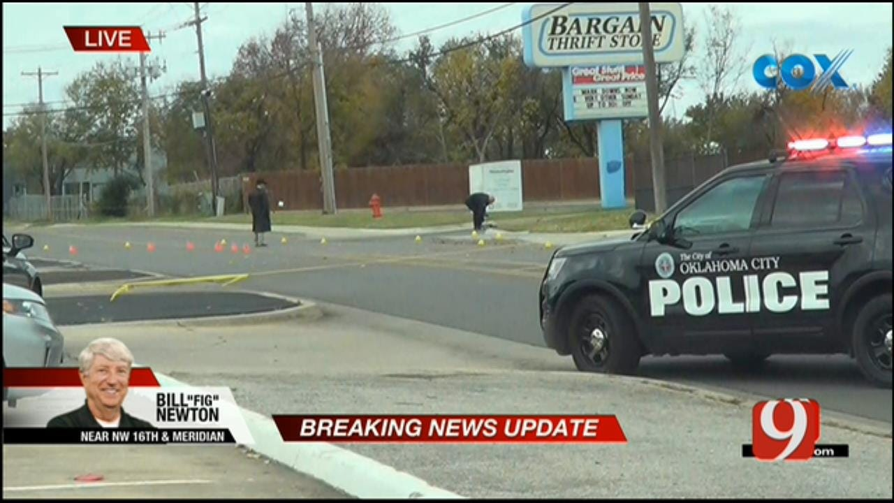 Police Investigate Homicide In NW OKC