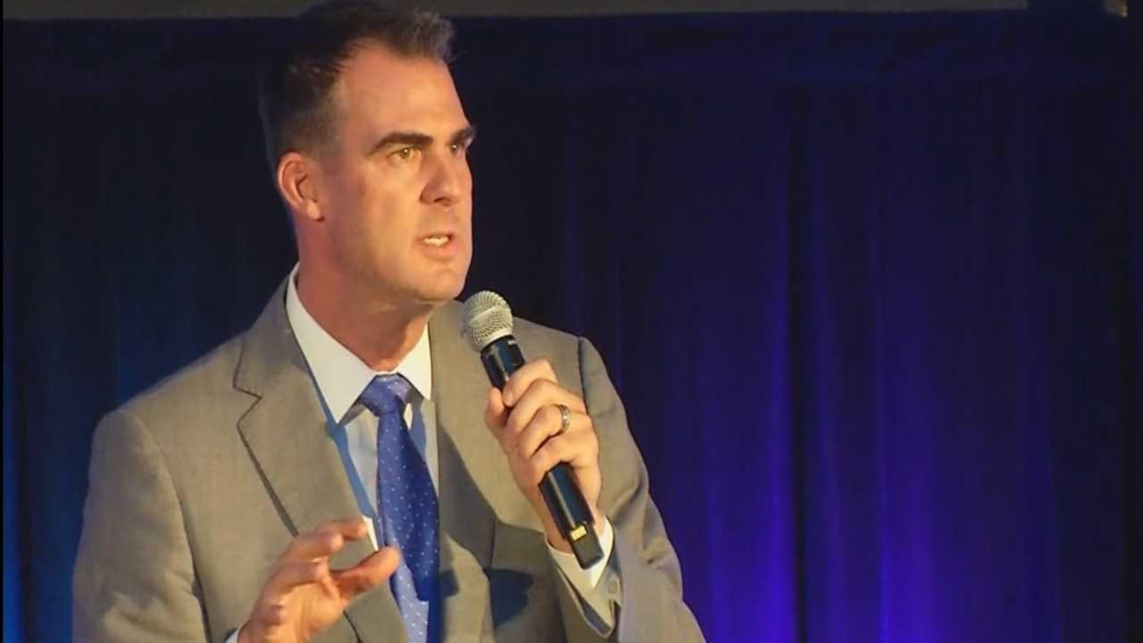 Tulsa Businessman Kevin Stitt Wins Gubernatorial Race