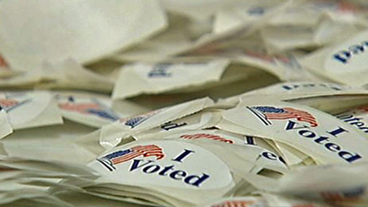 Election Day In Oklahoma