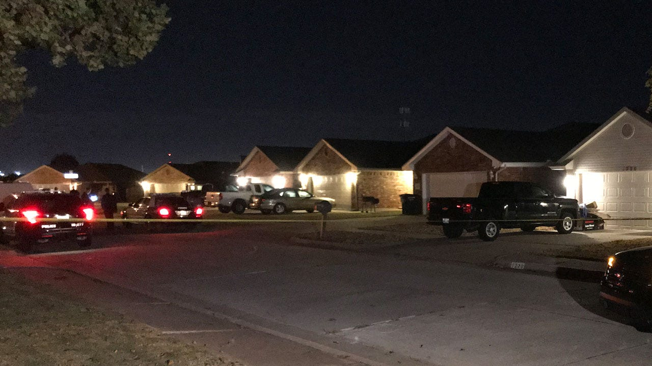 Police Investigate Shooting In Moore