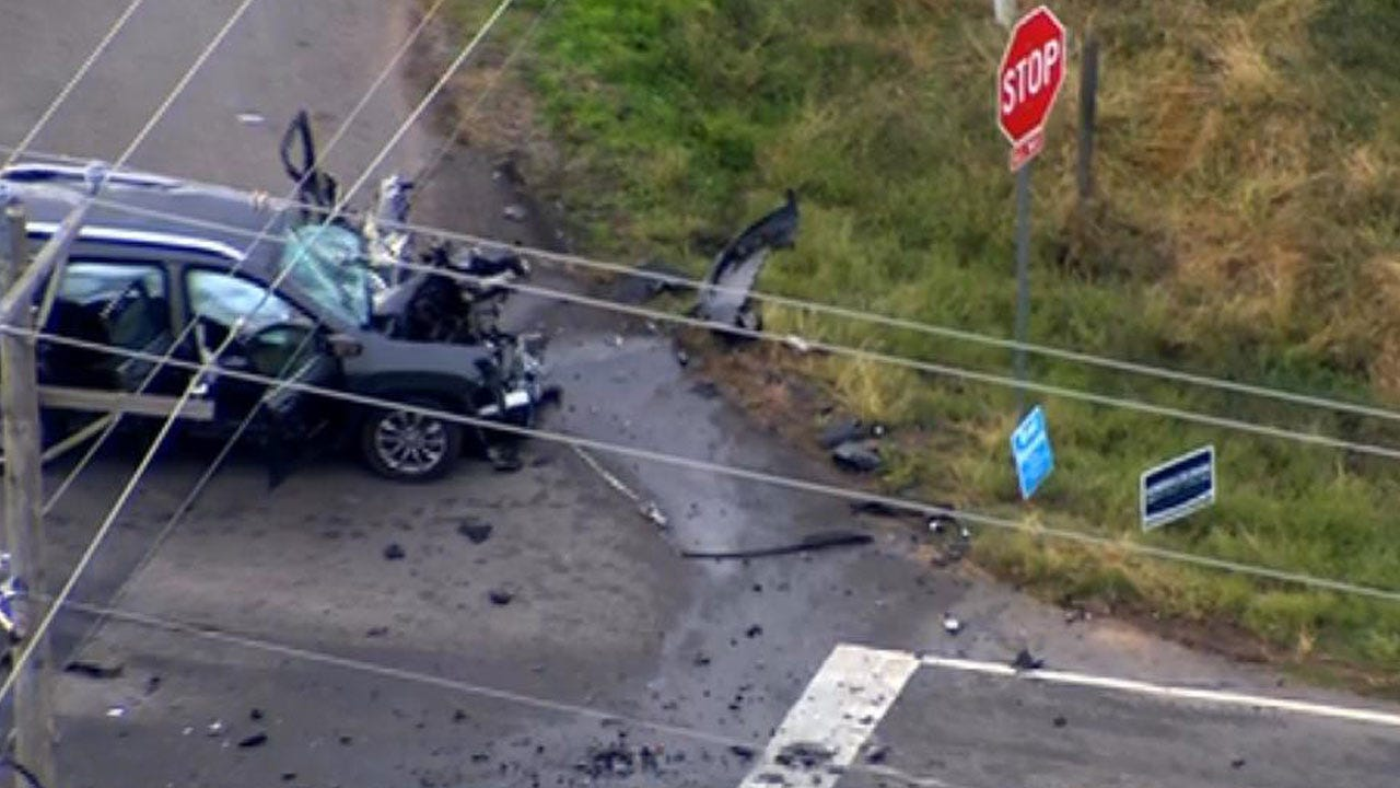 1 Transported To Hospital After Crash In NE OKC