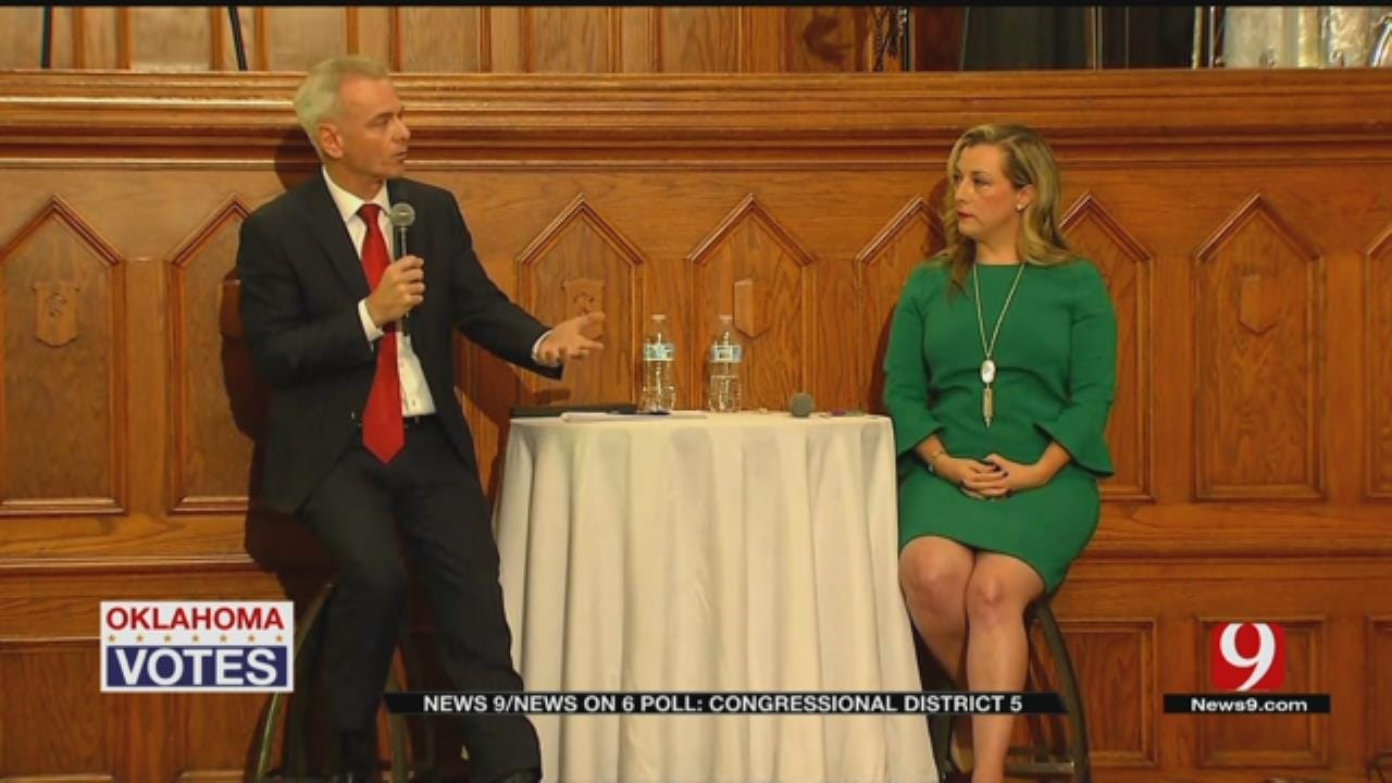 Exclusive News 9 Poll Shows Congressman Steve Russell Has Strong Lead