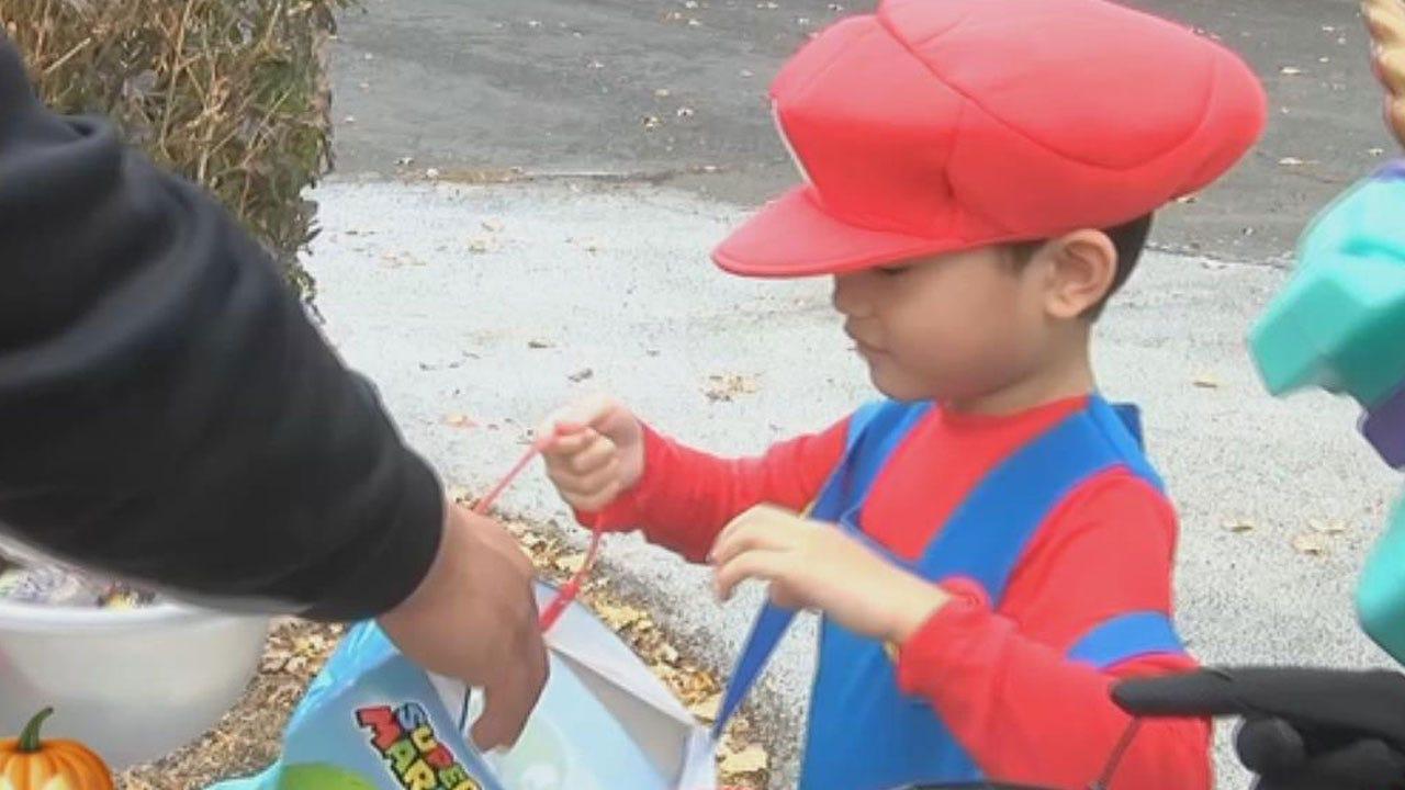 OKCPD Urging Driver Awareness During Halloween