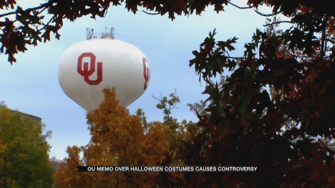OU Memo On Halloween Costumes Causes Controversy