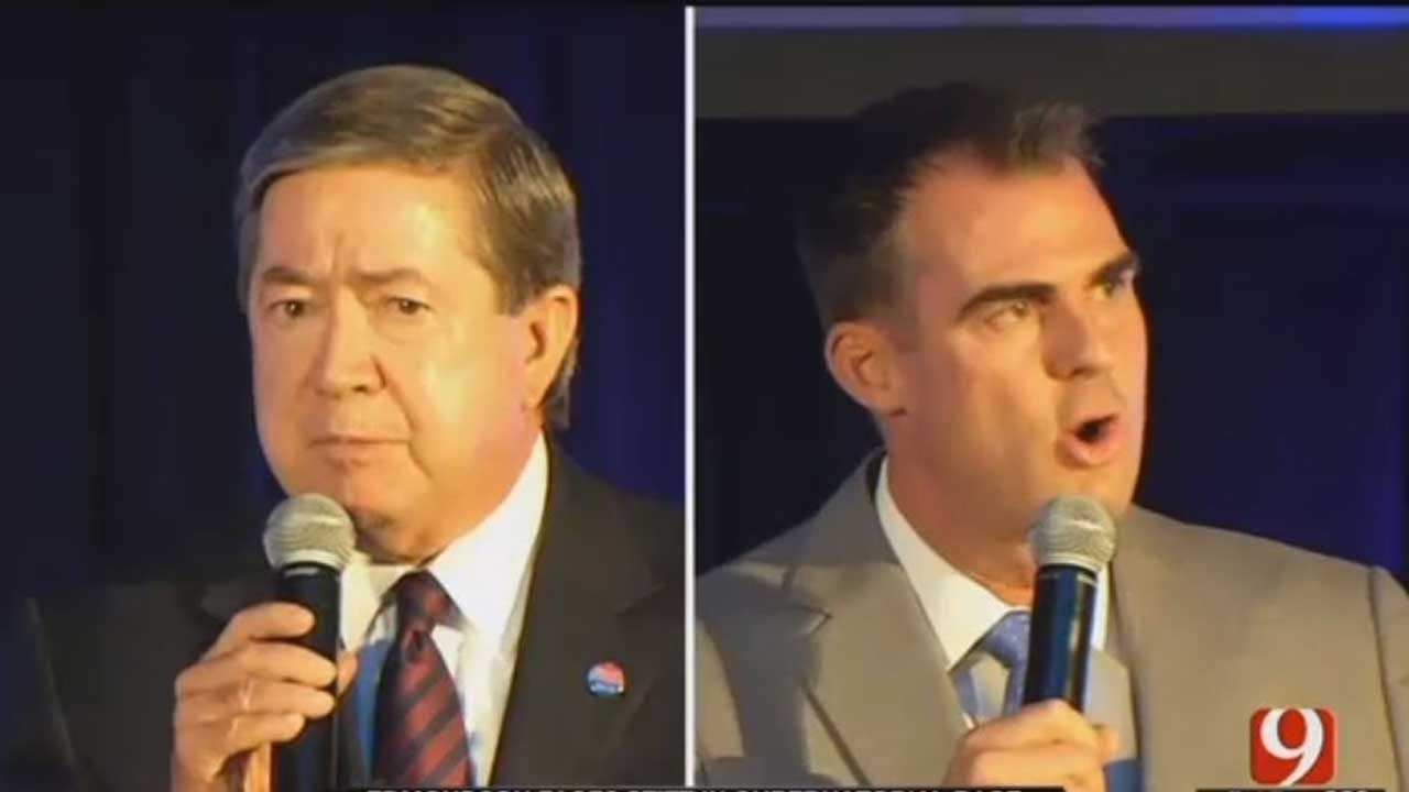 Gubernatorial Campaigns Gear Up For Final Push In Week Before Election