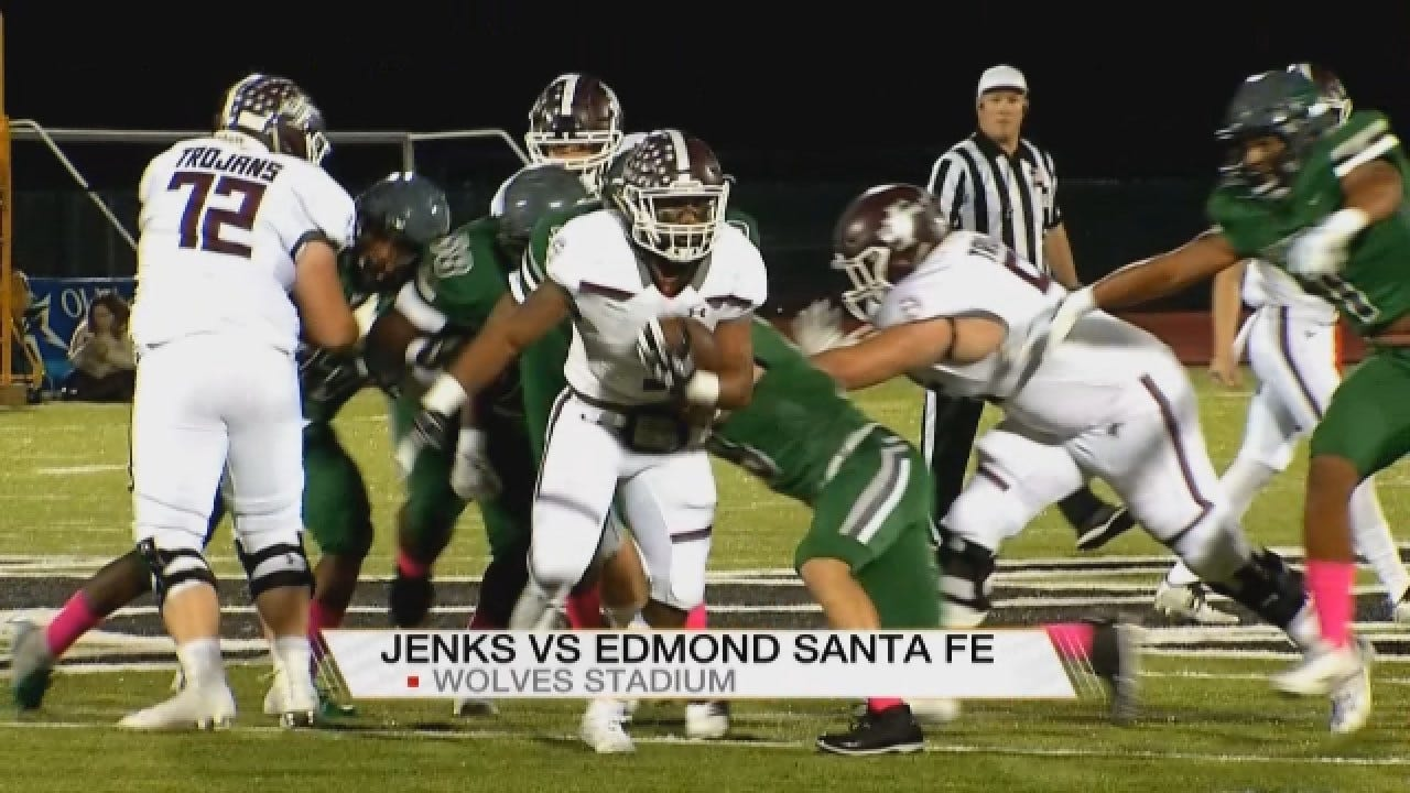 Game Of The Week: Jenks At Edmond Santa Fe