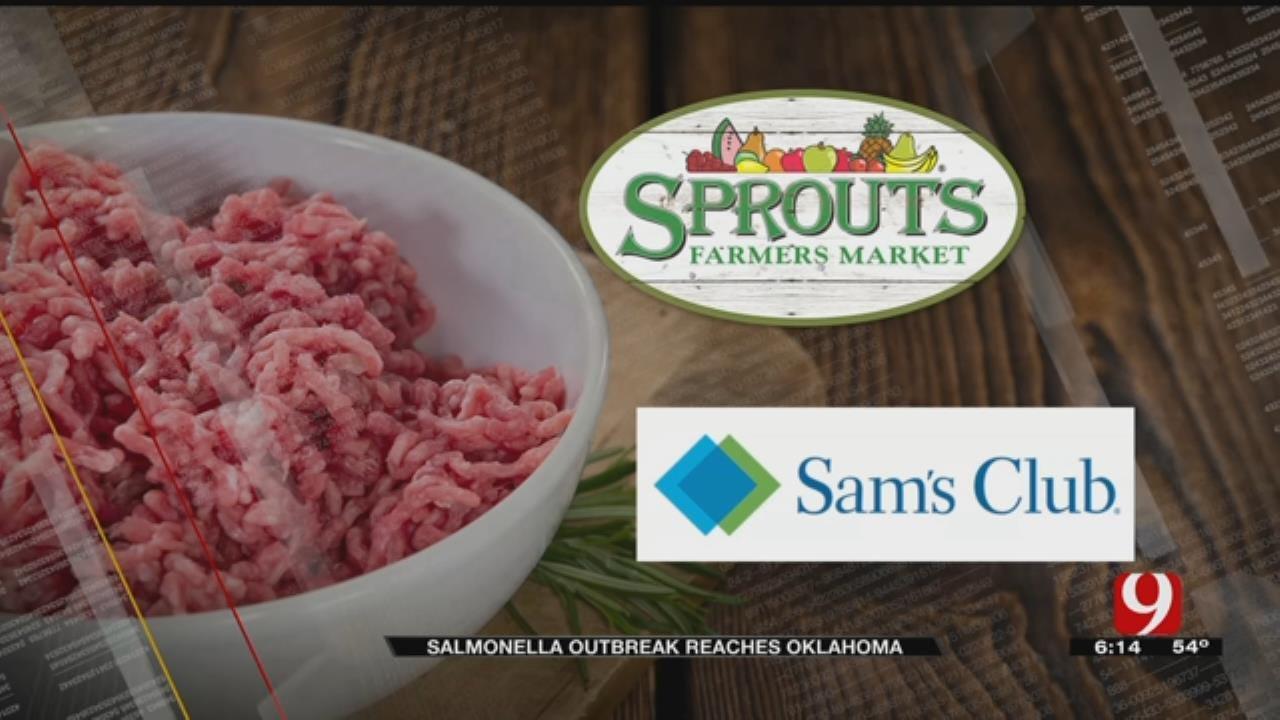 OSDH, CDC Investigating After Salmonella Outbreak Reaches Oklahoma