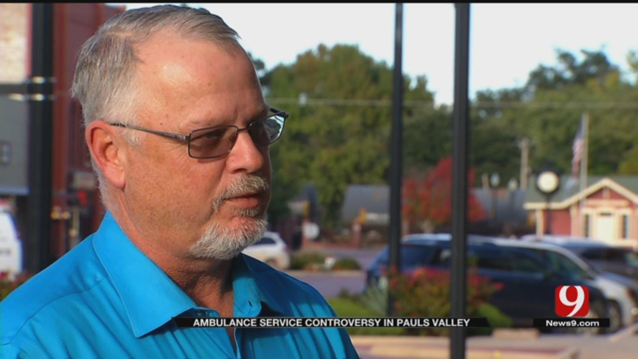 Ambulance Company That Offered Free Service Snubbed By Pauls Valley