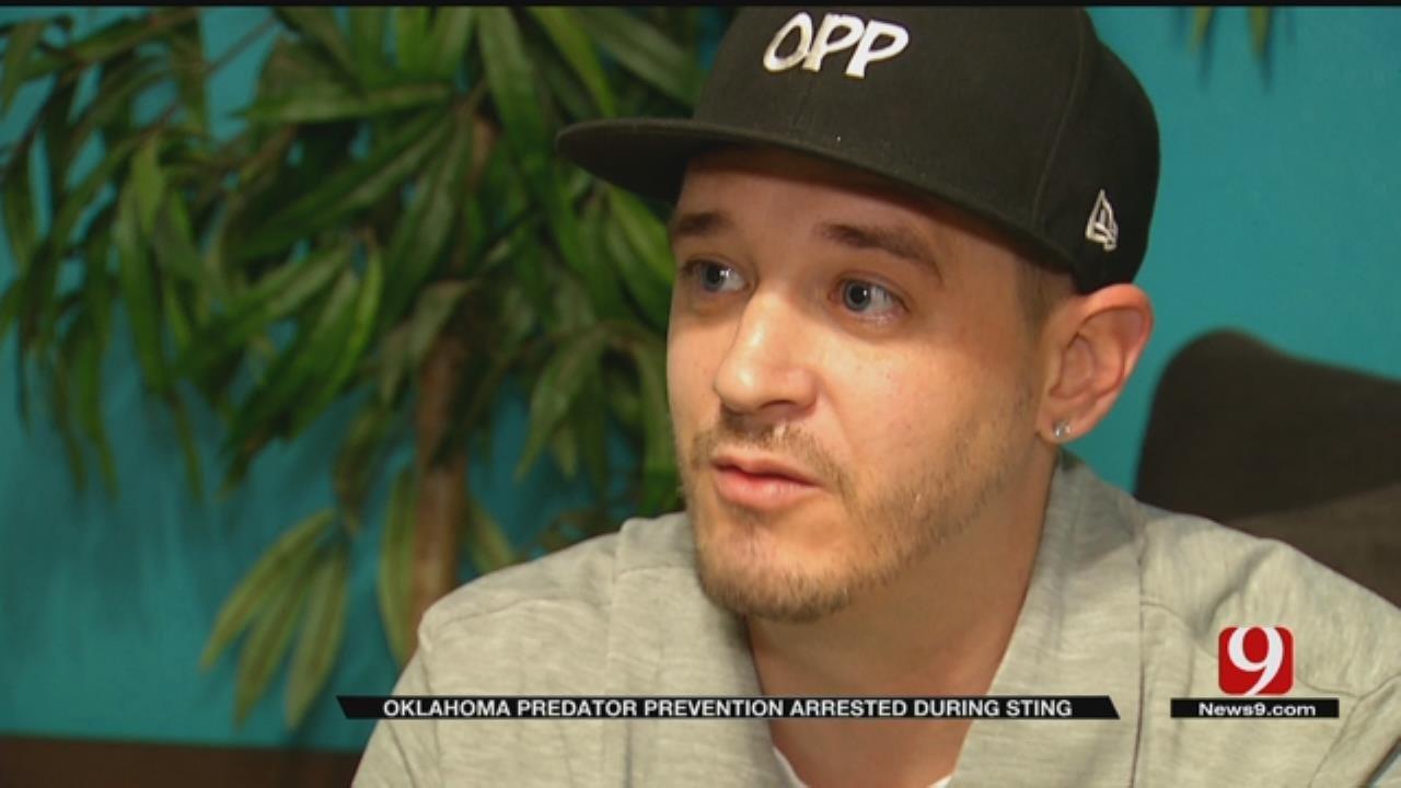 'Oklahoma Predator Prevention' Volunteer Arrested During Sting