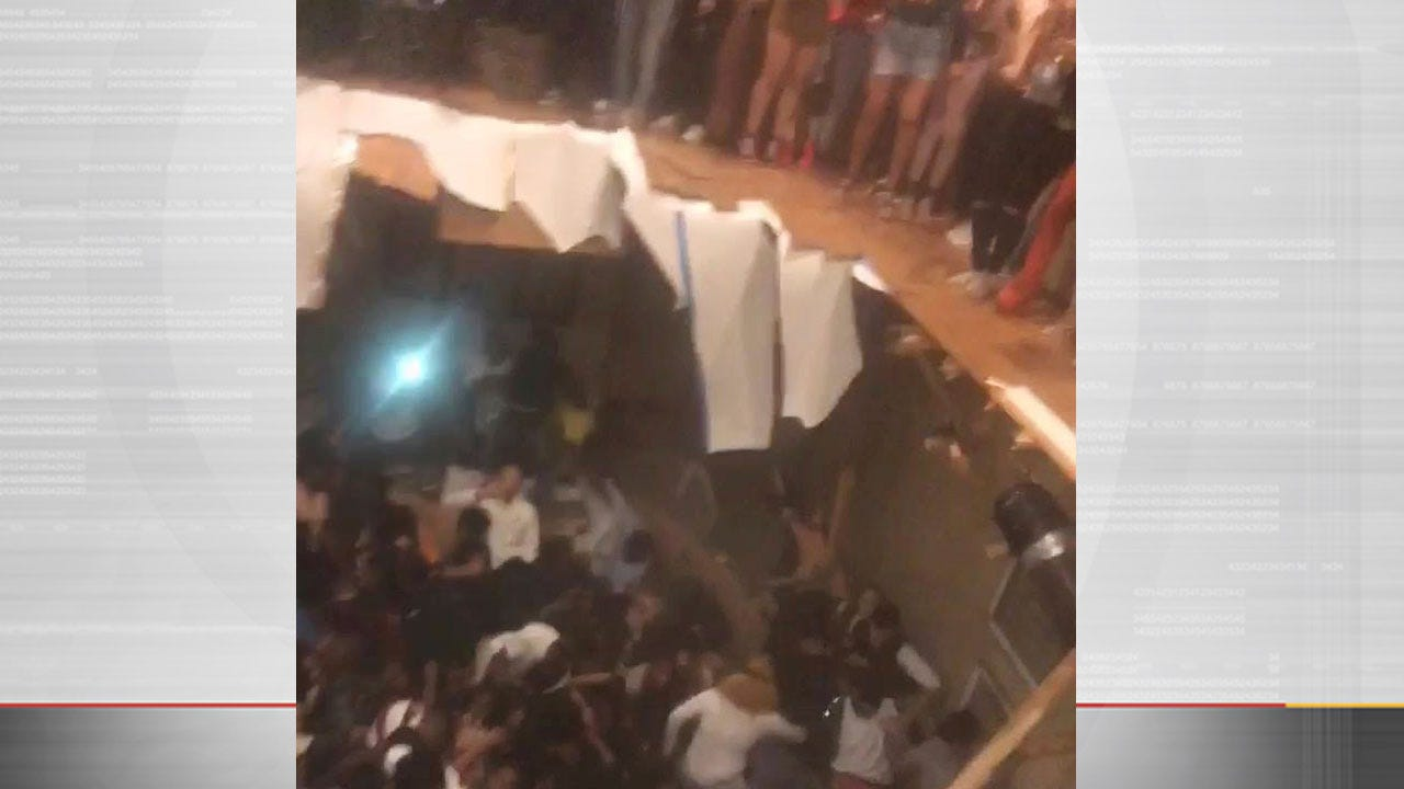 30 Injured In Floor Collapse At Party Near Clemson University