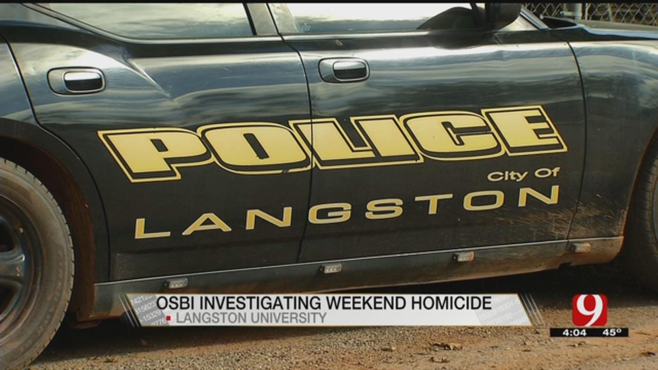 OSBI Investigating Deadly Shooting At Langston Party