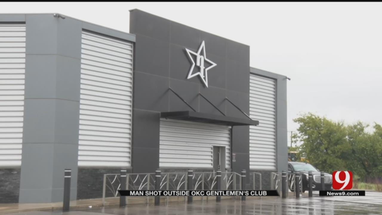 Police Investigate Homicide Outside NW OKC Strip Club