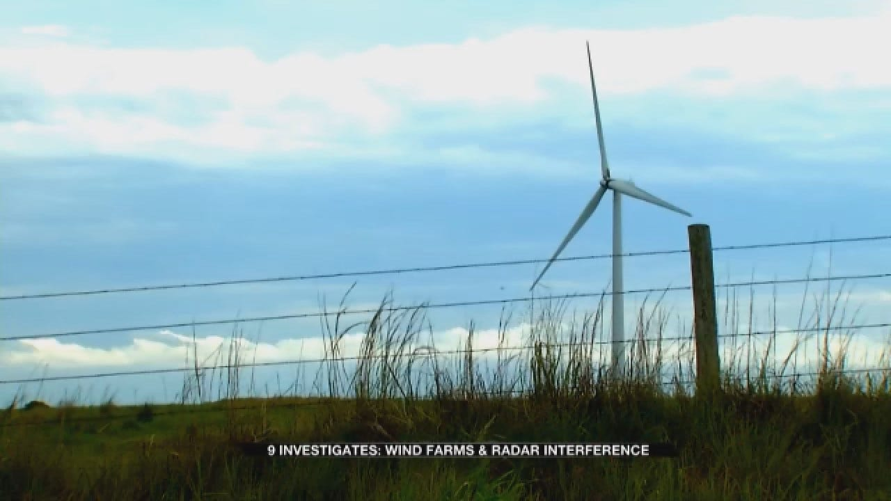 9 Investigates: Wind Farms And Radar Interference