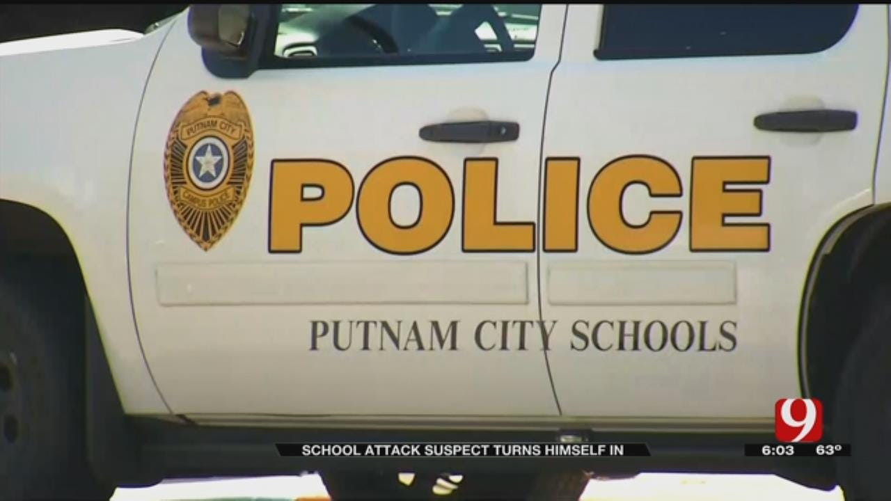 Putnam City West Student Turns Self In For Assault