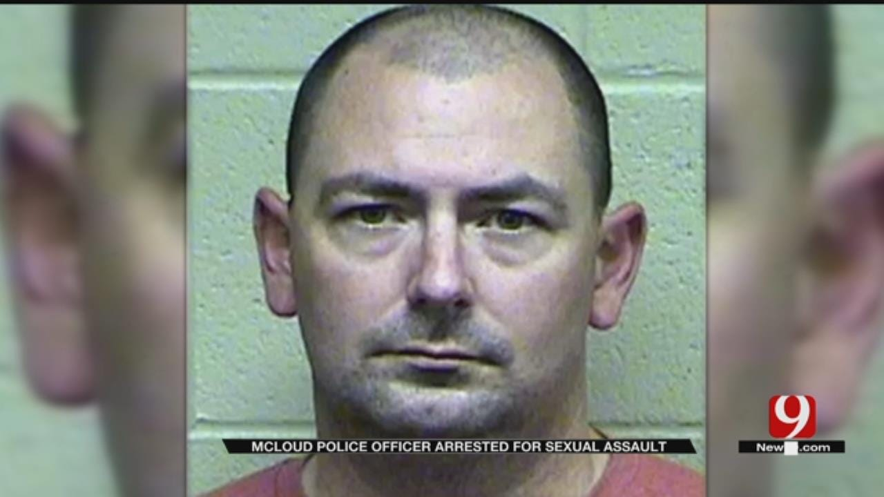 Former McLoud Police Officer Accused Of Sexually Assaulting Women