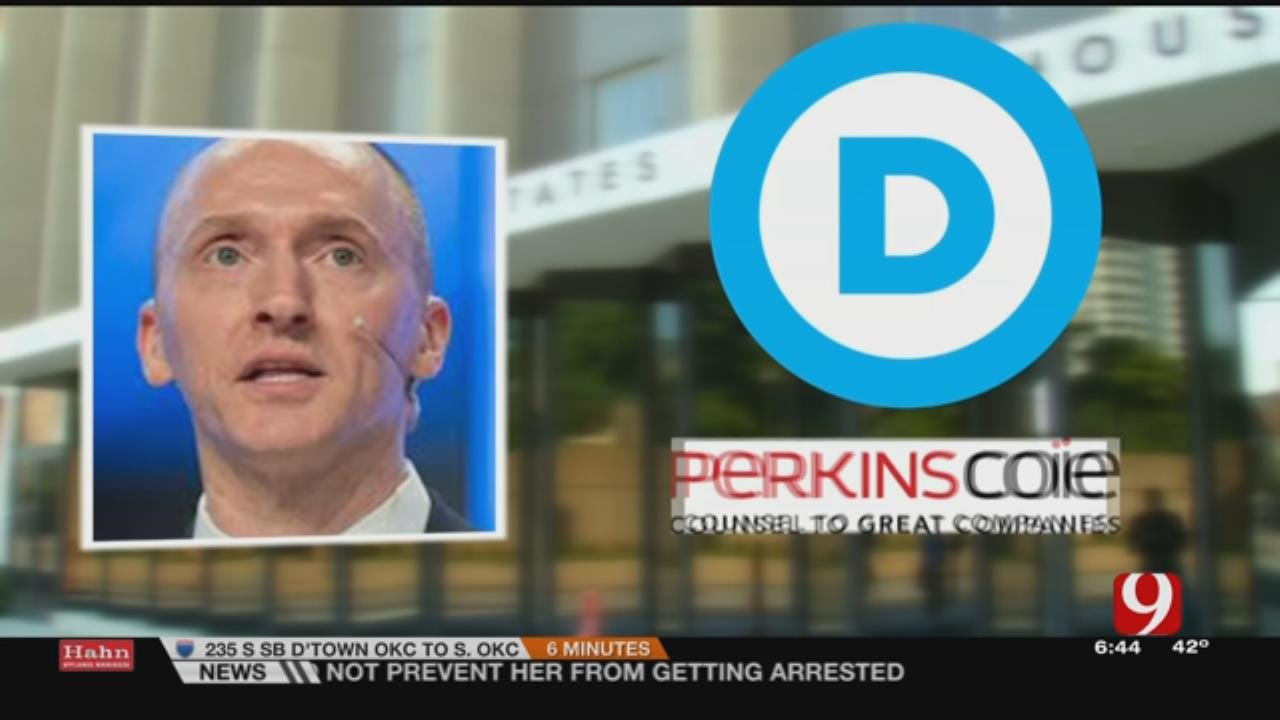 Former Trump Adviser, Carter Page, Sues Democrats In Oklahoma Court