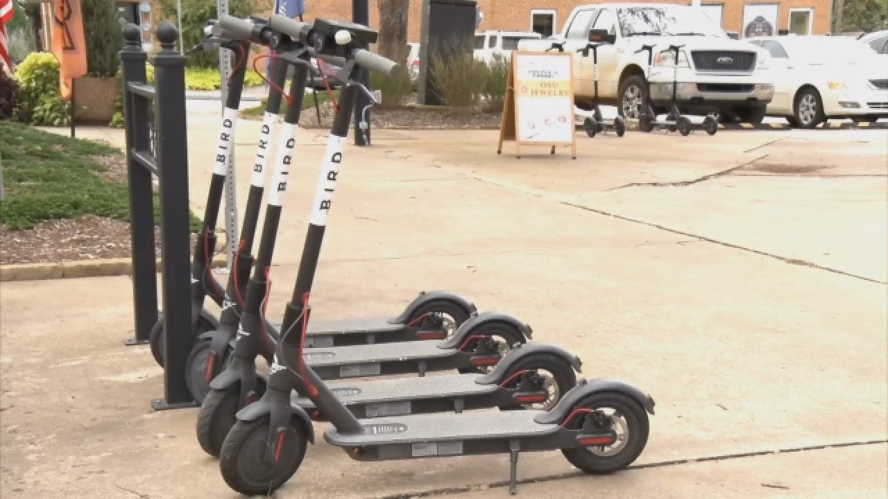 OSU Scooter Ban Upsets Students, Local Business Owners