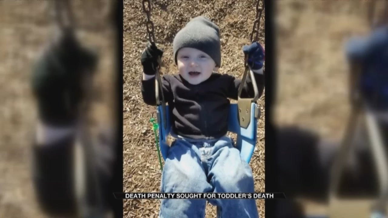 State Seeks Death Penalty For Death Of 2-Year-Old