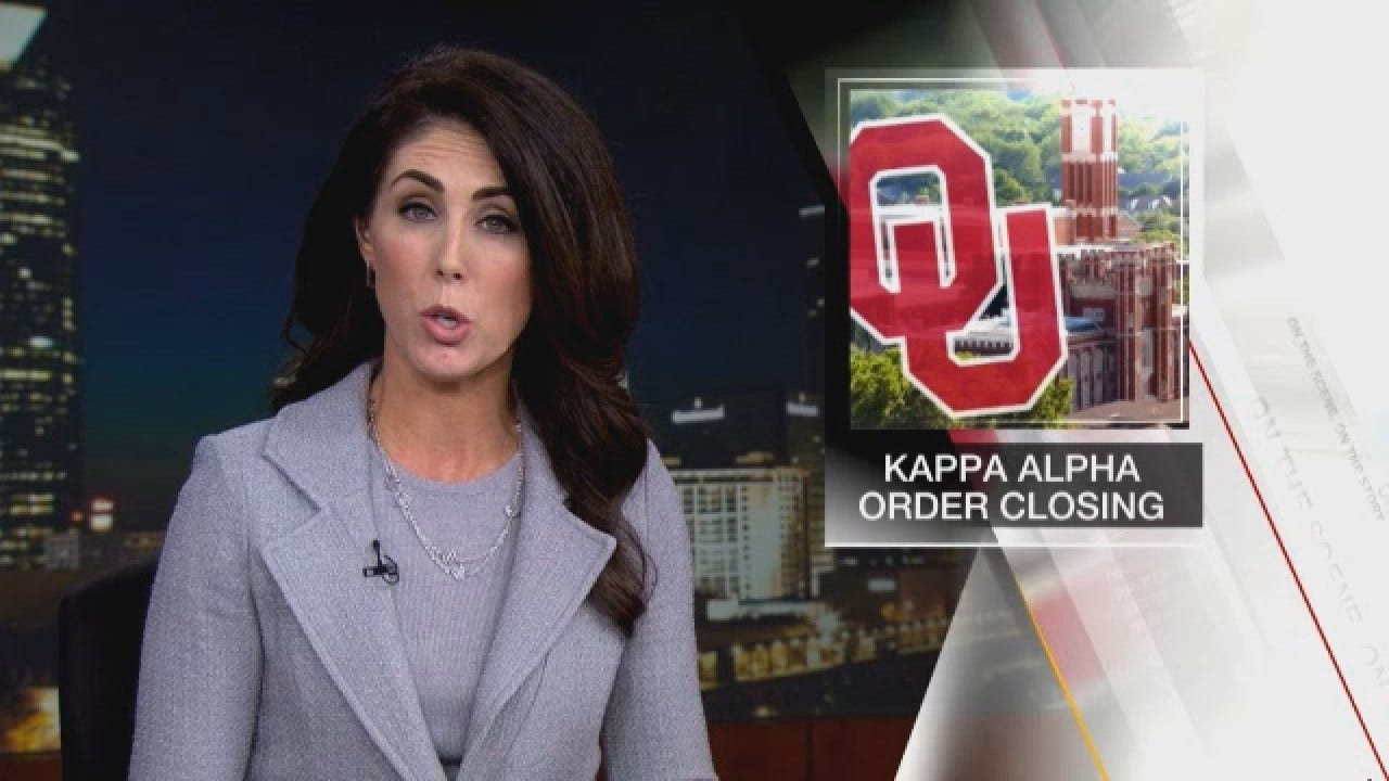 OU Fraternity Chapter Closed By National Administrative Office