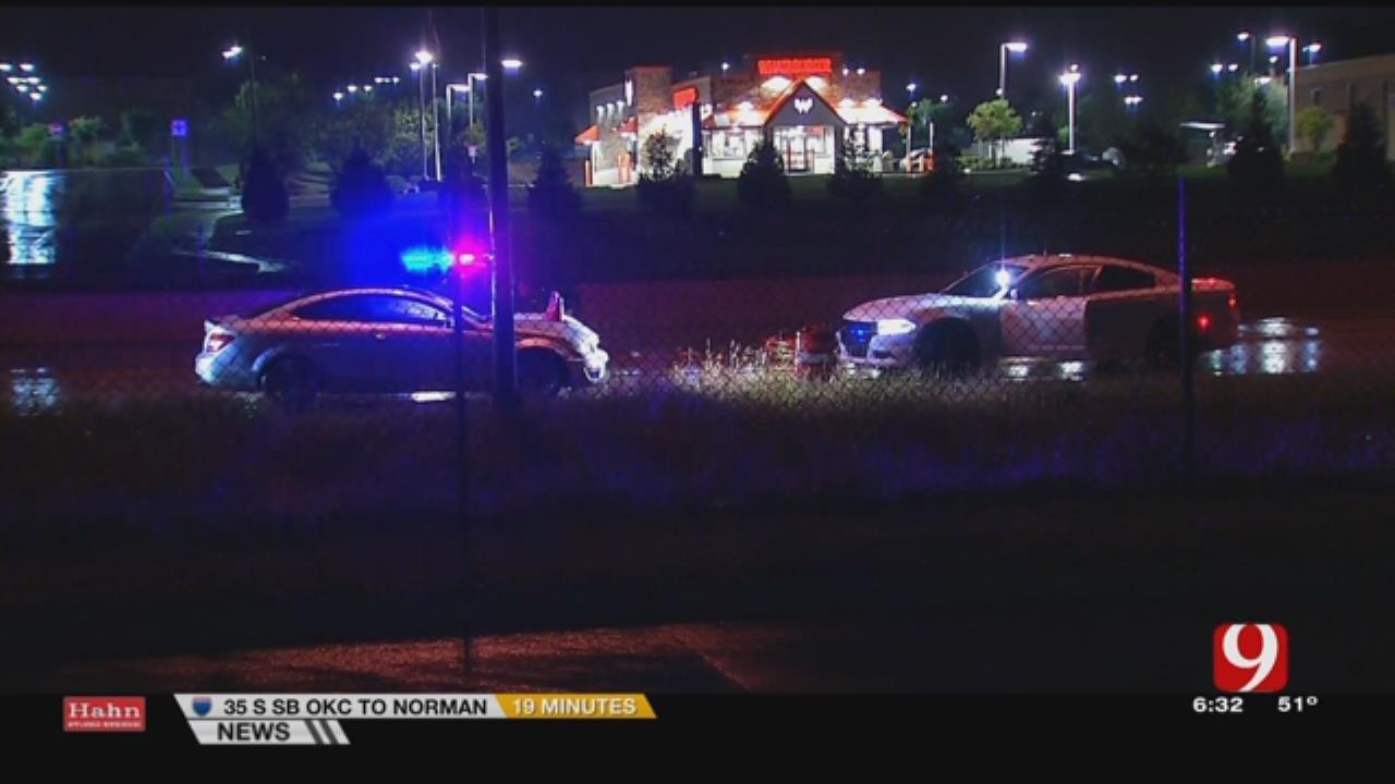 OHP Investigating Deadly Crash On I-35 In Edmond