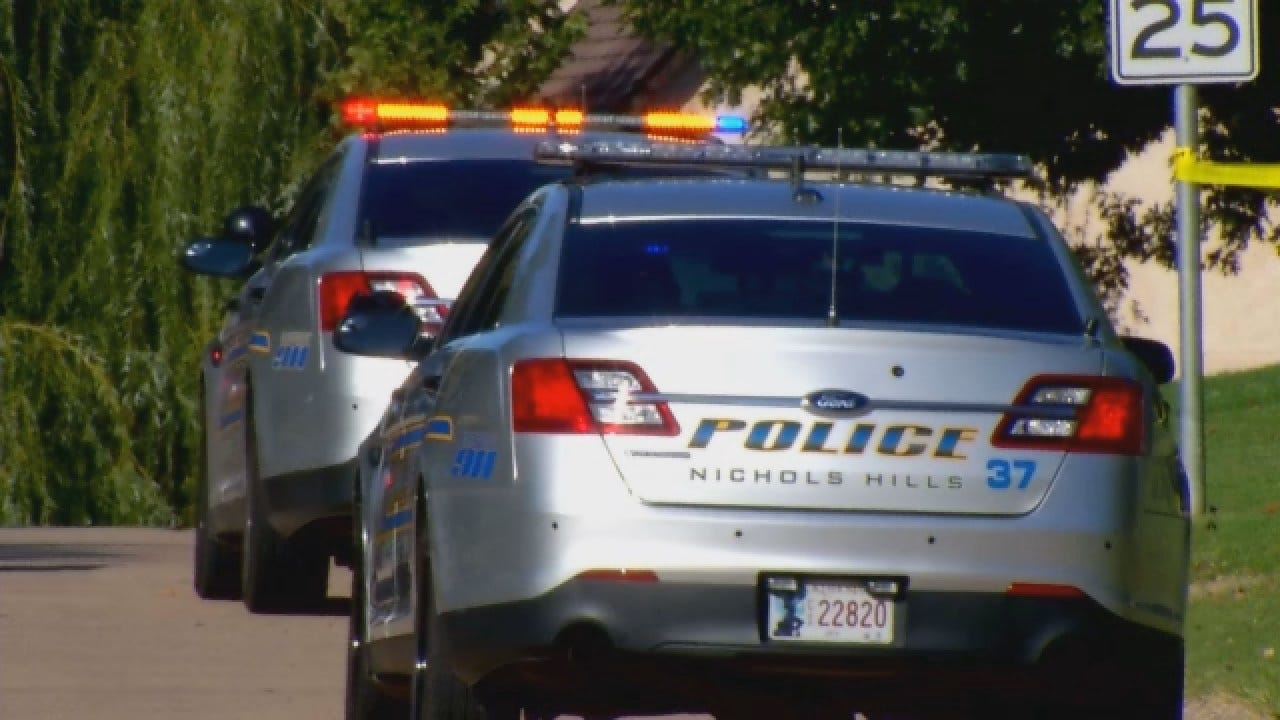 911 Call Released In Nichols Hills Burglary Shooting Investigation