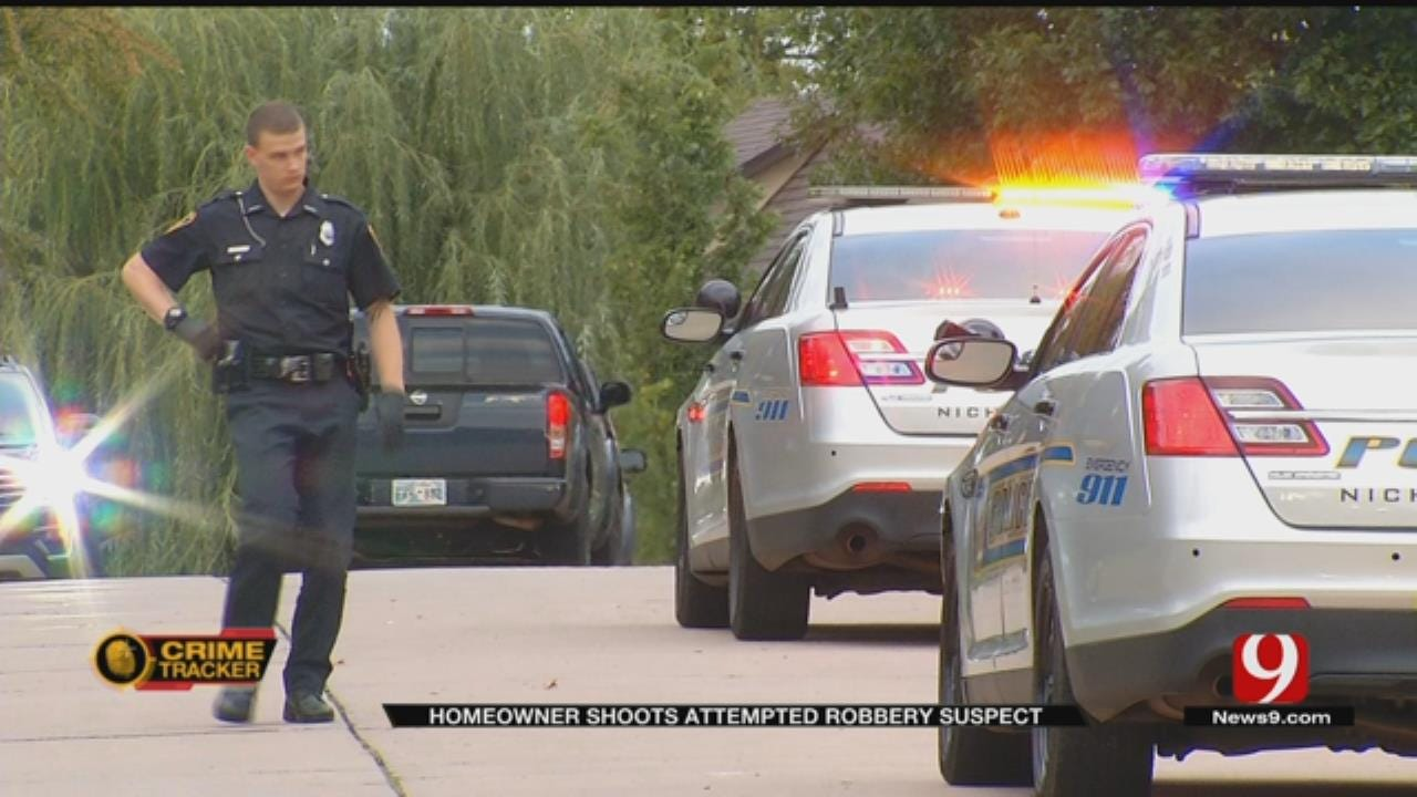 Nichols Hills PD, OSBI Investigate After Homeowner Shoots Burglary Suspect