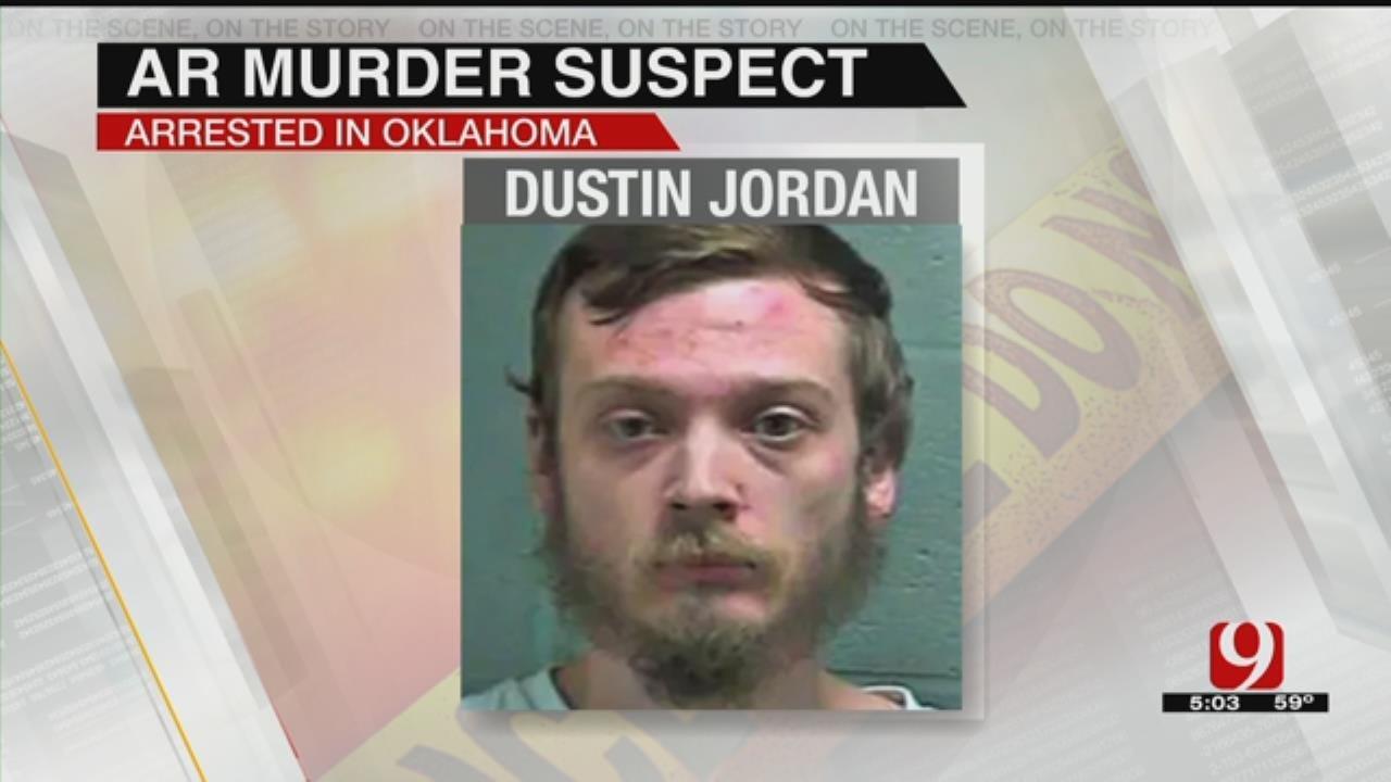 Suspect Accused Of Killing Parents In Arkansas Arrested In Edmond