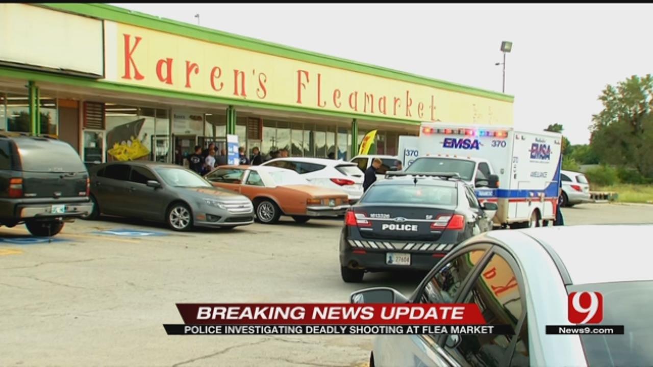 Police Investigating Fatal Shooting In SE OKC