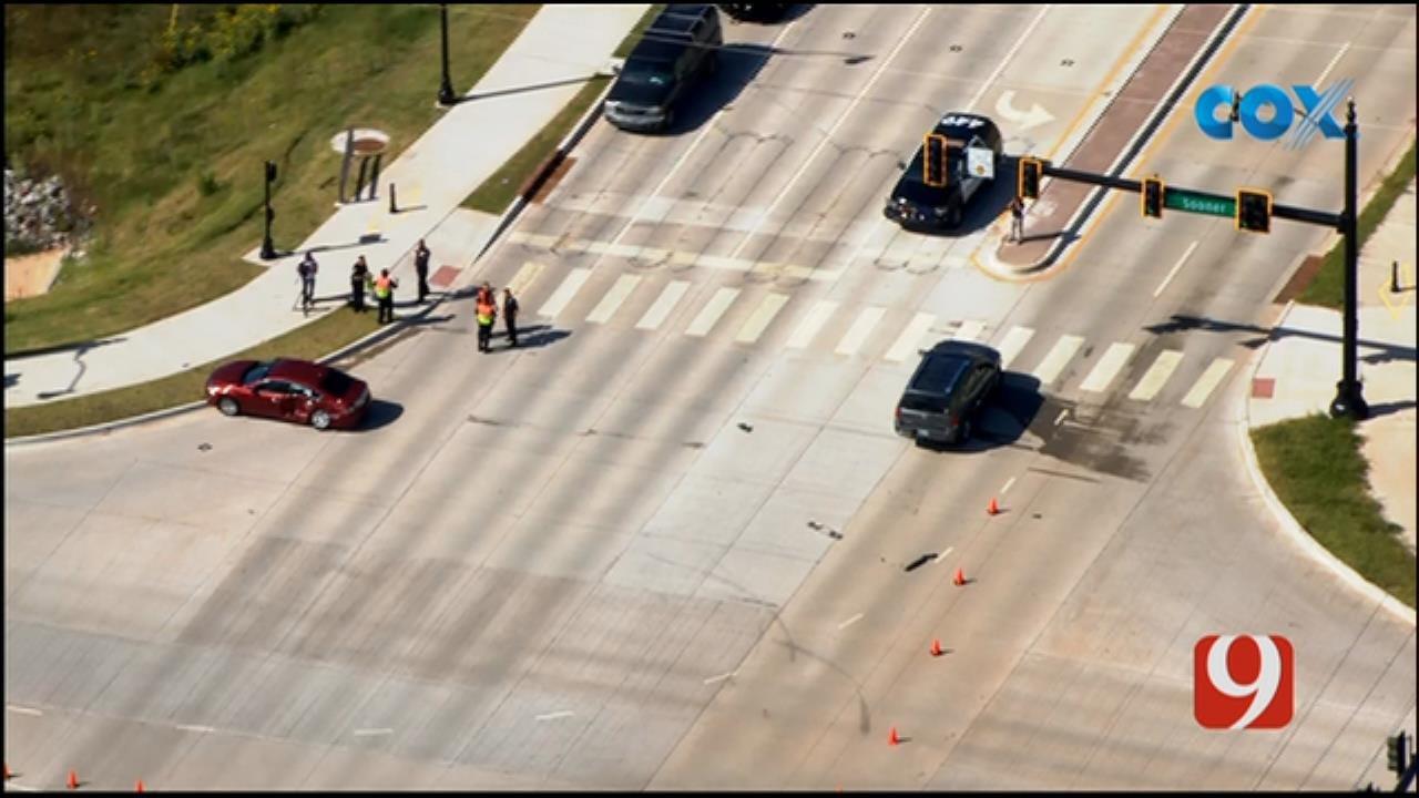 Child Dies After Crash In Edmond