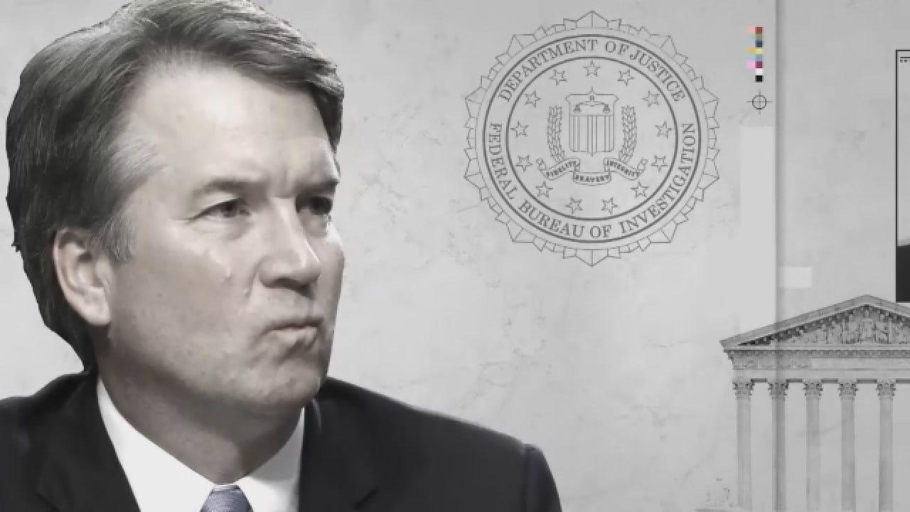 Senate To Review FBI's Brett Kavanaugh Findings