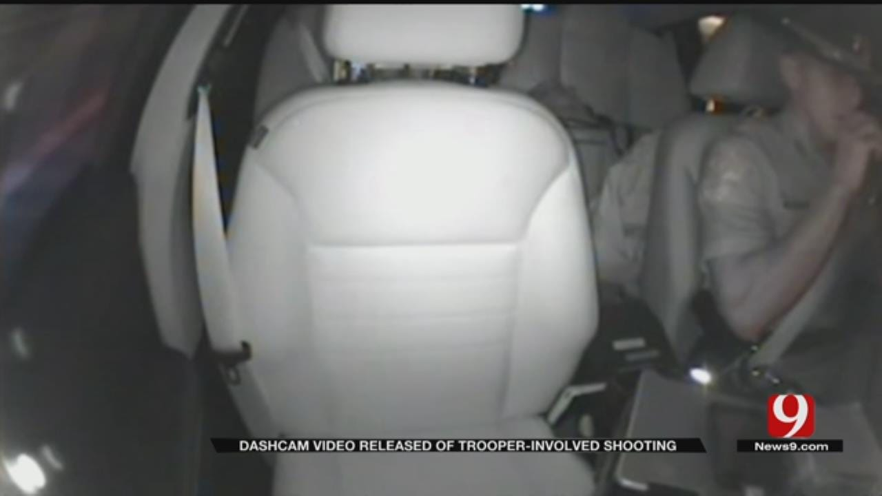 OHP Releases Dashcam Video Of Trooper-Involved Shooting