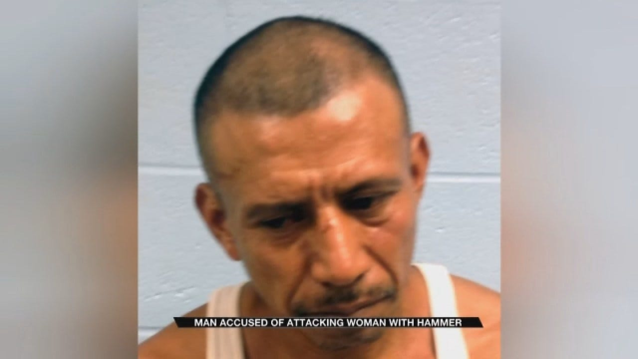 Stillwater Man Accused Of Attacking Girlfriend With Hammer