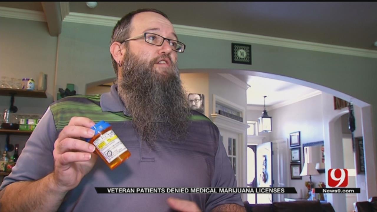 Patients Being Denied Medical Marijuana Licenses